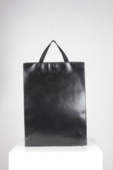 Patent Coated Tote bag by Comme Comme at Isabella's Wardrobe