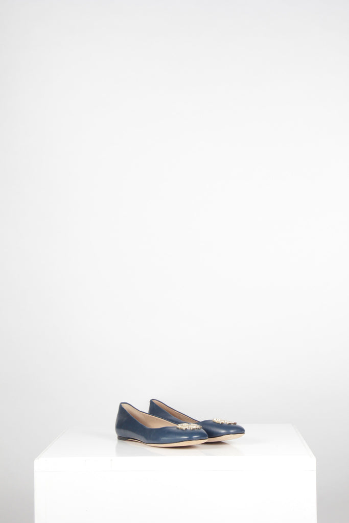 Reva Ballet Flats by Tory Burch