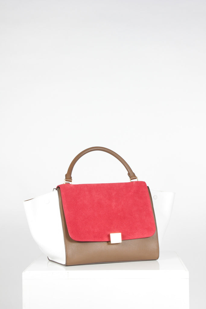 Trapeze Handbag by Celine
