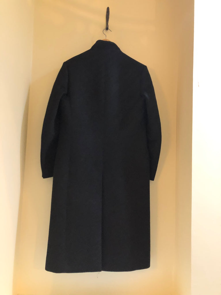 Single Breasted Wool Coat by Junya Watanabe Comme des Garcons