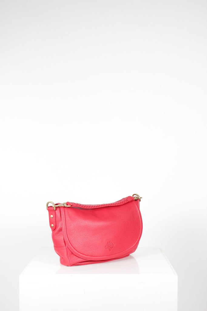 Effie Satchel  - Spongy Red by Mulberry