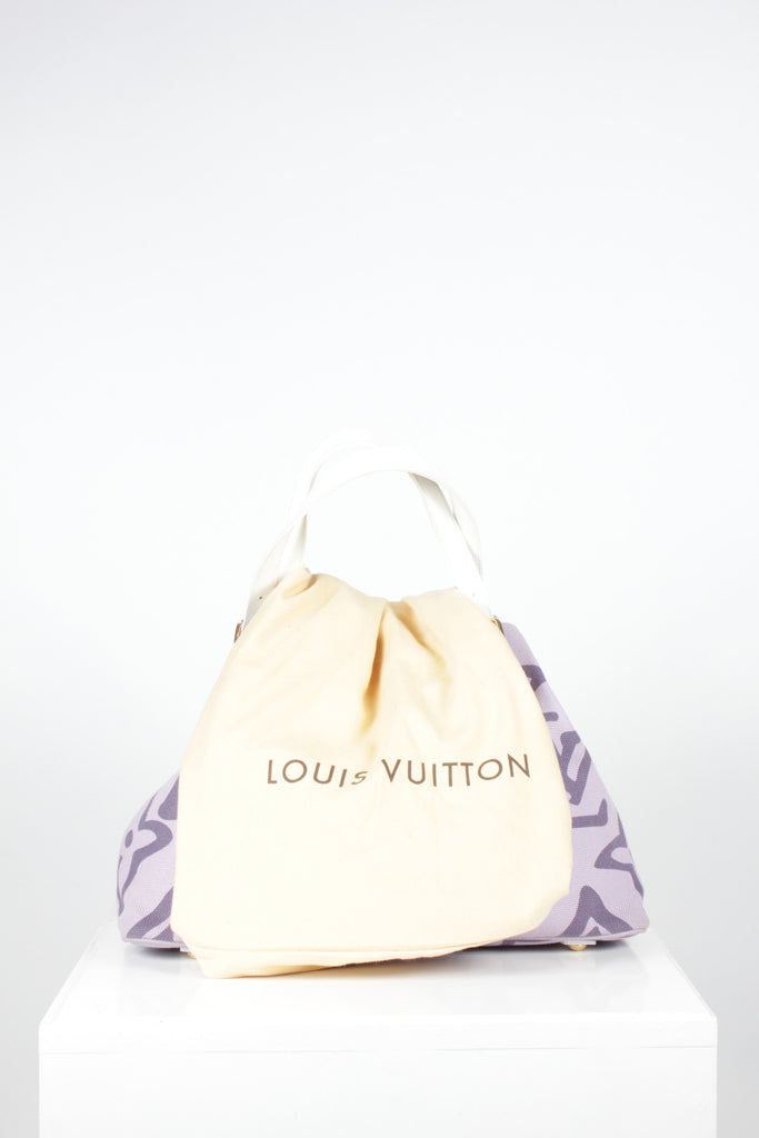 Tahitienne Cabas  MM Tote by Louis Vuitton