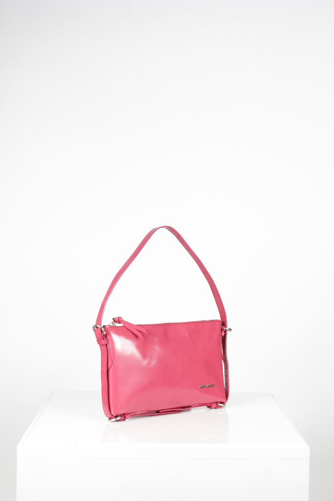 Semitracolla Begonia Bag by Miu Miu