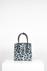 Ponyskin Leopard Print Heaven Bag by Prada at Isabella's Wardrobe