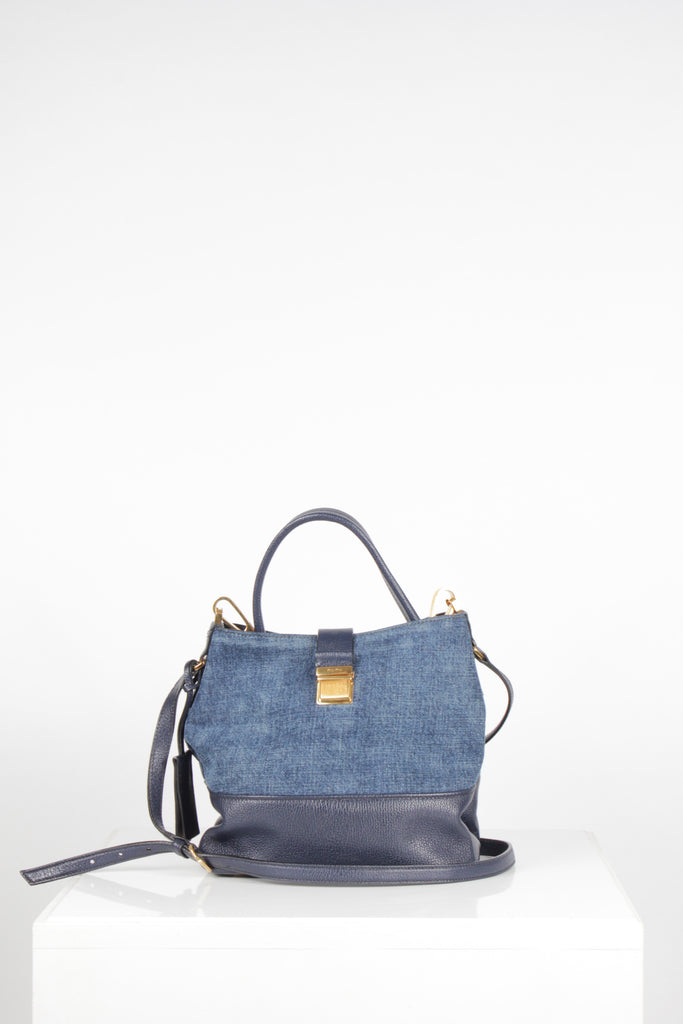 Two Way Hobo Bag by Miu Miu