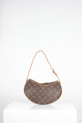 Monogram Canvas Croissant Bag by Louis Vuitton at Isabella's Wardrobe