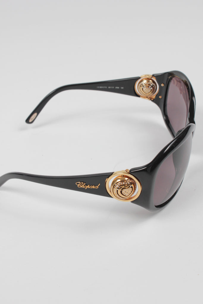 Rhinestone Sunglasses by Chopard
