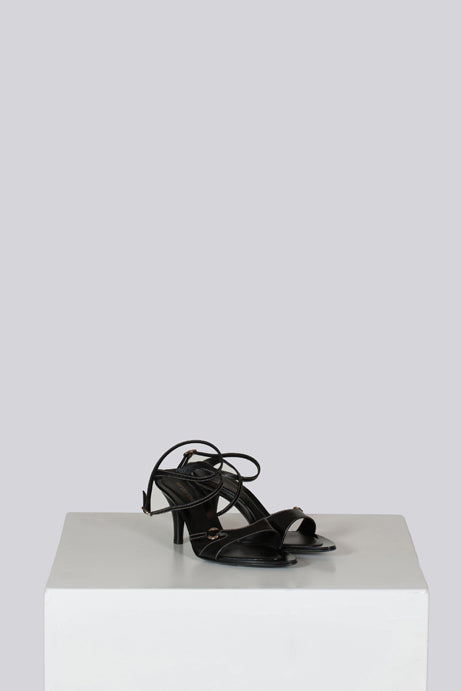 Ankle strap sandals by Sergio Rossi
