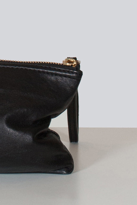 Leather wrist-strap pouch by Marc by Marc Jacobs