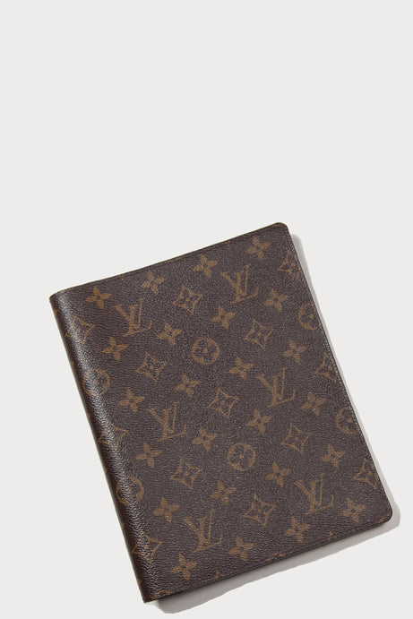 Monogrammed Document Holder by Louis Vuitton