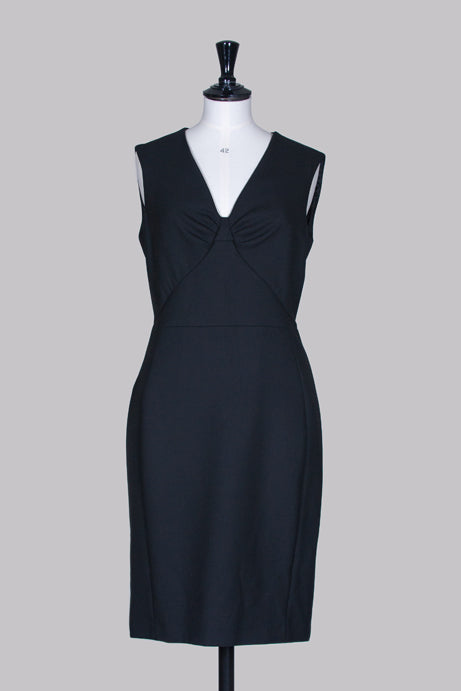 Fitted shift dress by Tara Jarmon