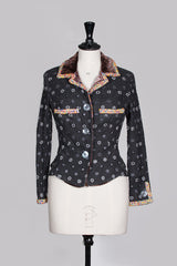 Embroidered jacket by Voyage at Isabella's Wardrobe