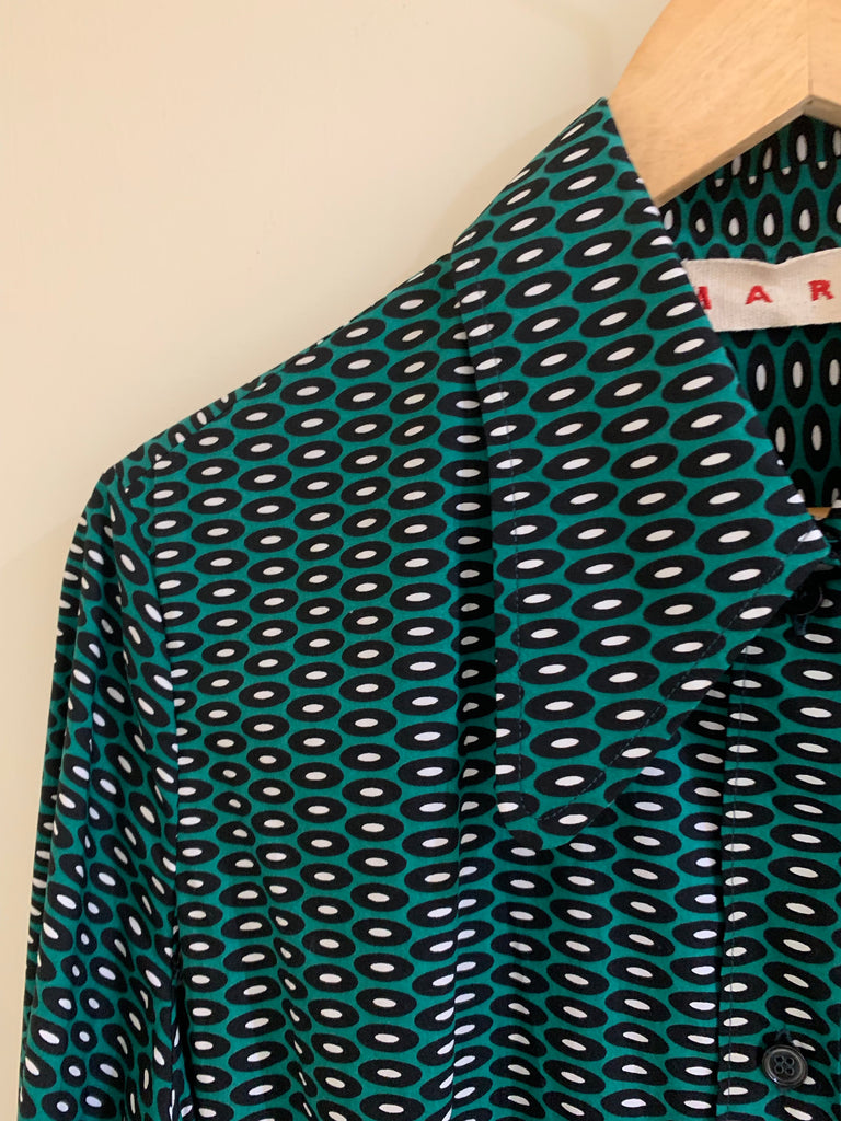 Patterned Shirt by Marni