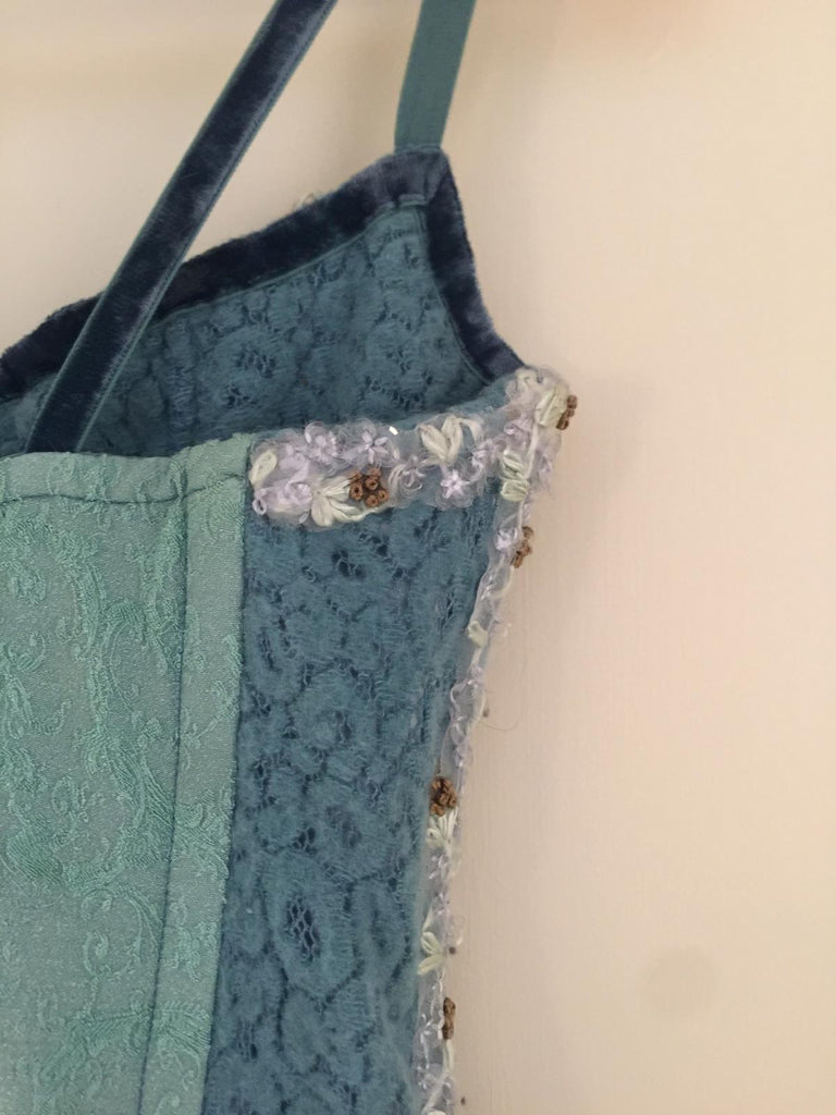 Textured Bustier by Voyage