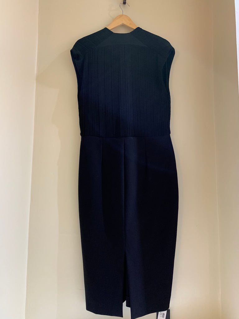 Pleated Sleeveless Dress by Stella McCartney