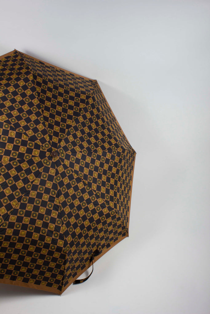 Medusa Head Telescopic Umbrella by Gianni Versace