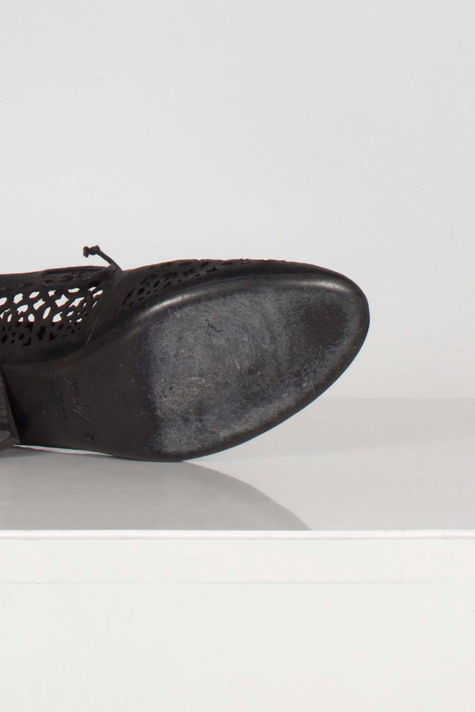 Avant Garde Lace Shoes by Marsell