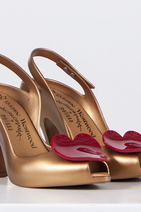 Lady Dragon Heart shoes by Vivienne Westwood