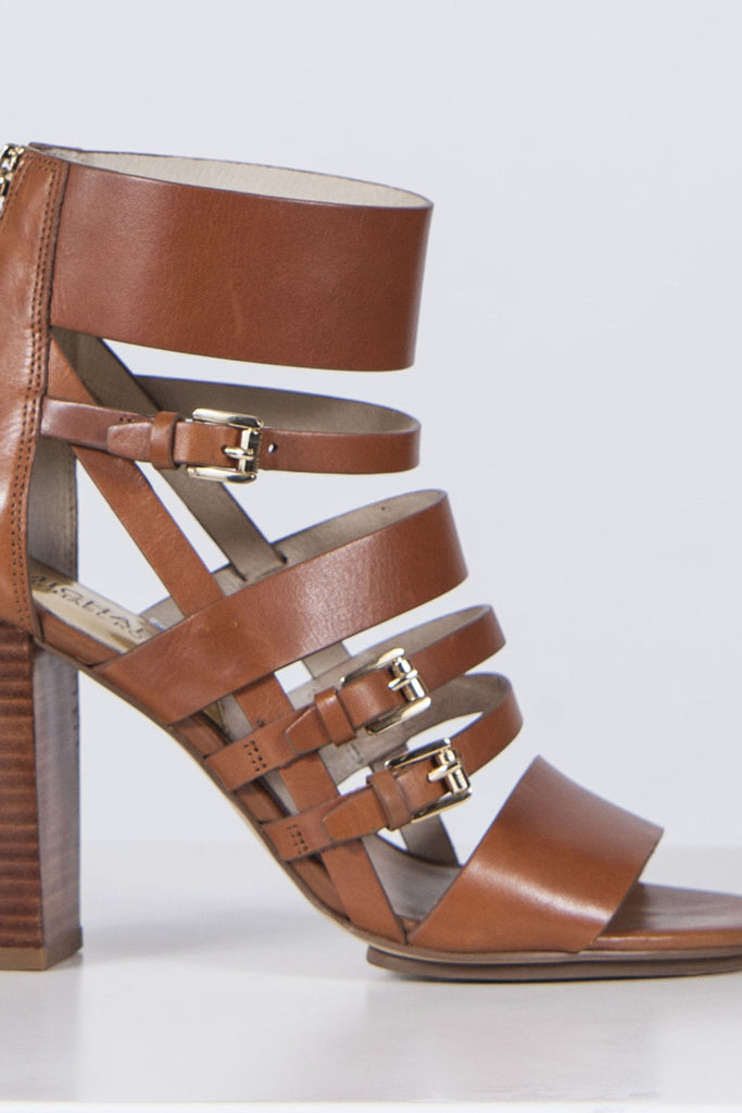 Heeled gladiator sandals by Michael by Michael Kors