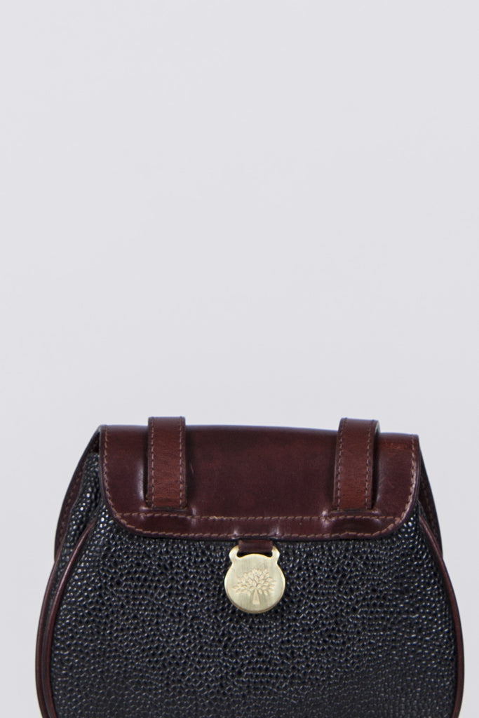 Vintage crossbody bag by Mulberry