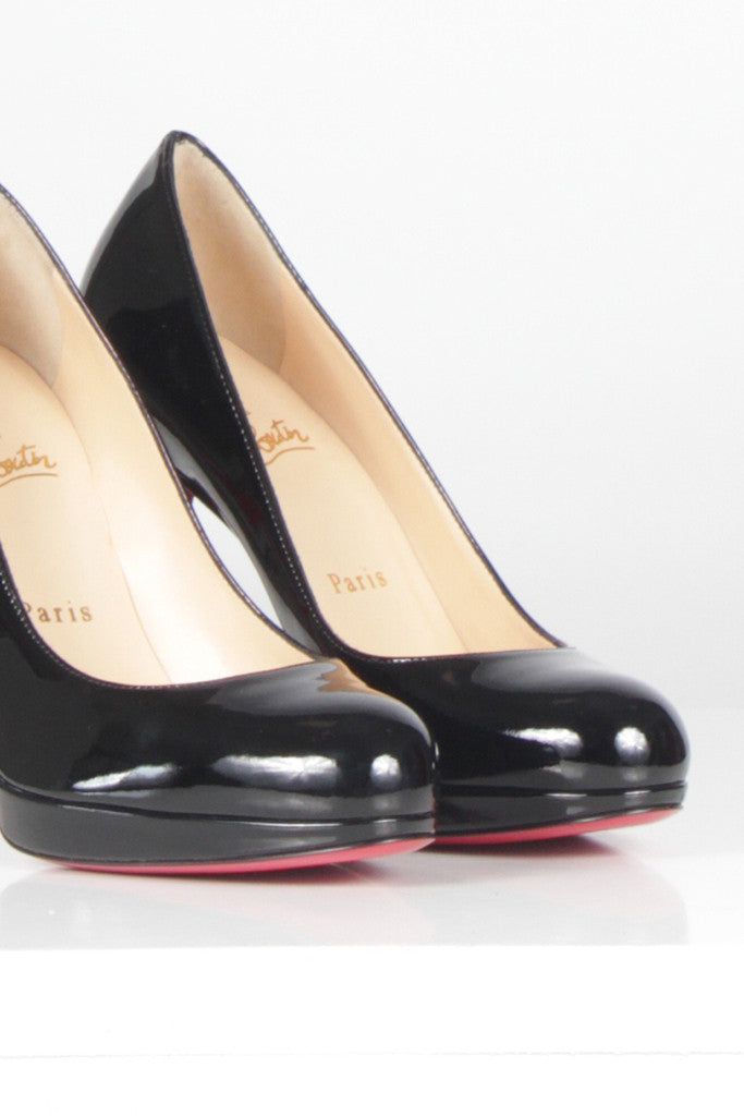 New Simple Pump Patent by Christian Louboutin