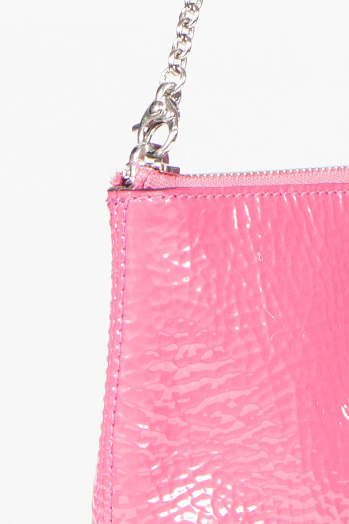 Charlie spongy patent leather bag by Mulberry 7bb7065eb08be