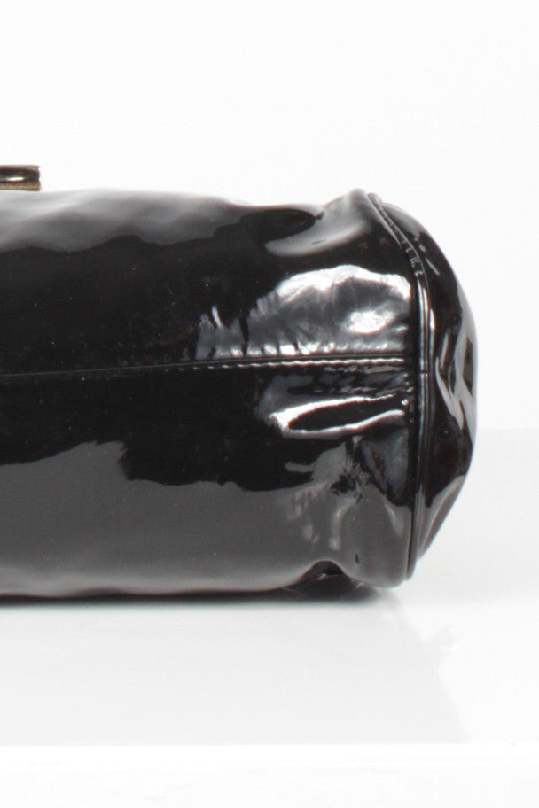 Ramona Patent Evening Bag by Jimmy Choo