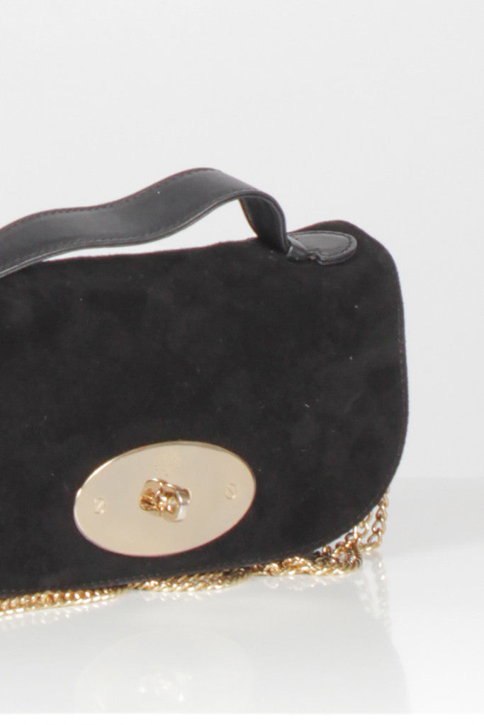 9ac676e00f ... where to buy postmans lock evening bag by mulberry 04a31 3790b