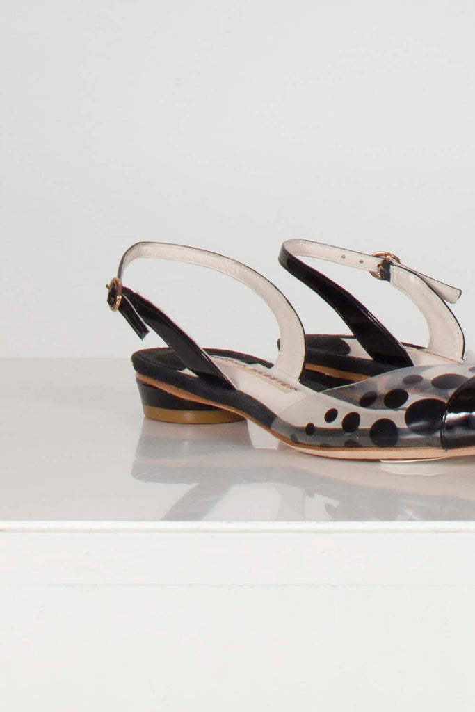 Patent Perspex Slingbacks by Sophia Webster