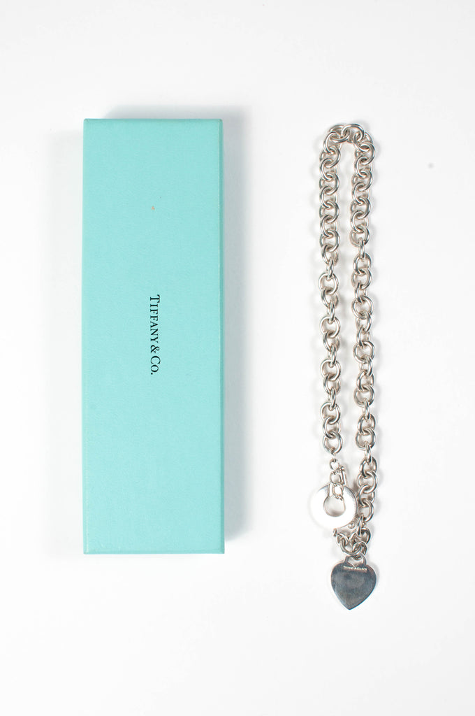 Toggle Heart Necklace by Tiffany
