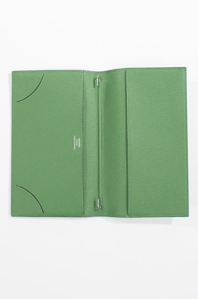 Vision 11 agenda cover by Hermes