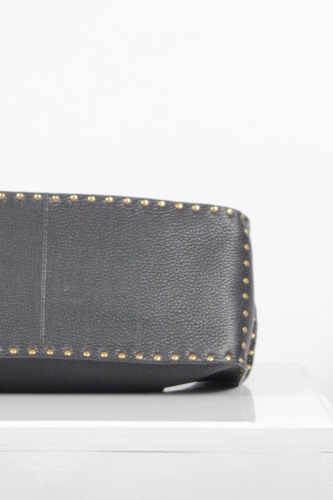 Studded Boogie bag by Celine