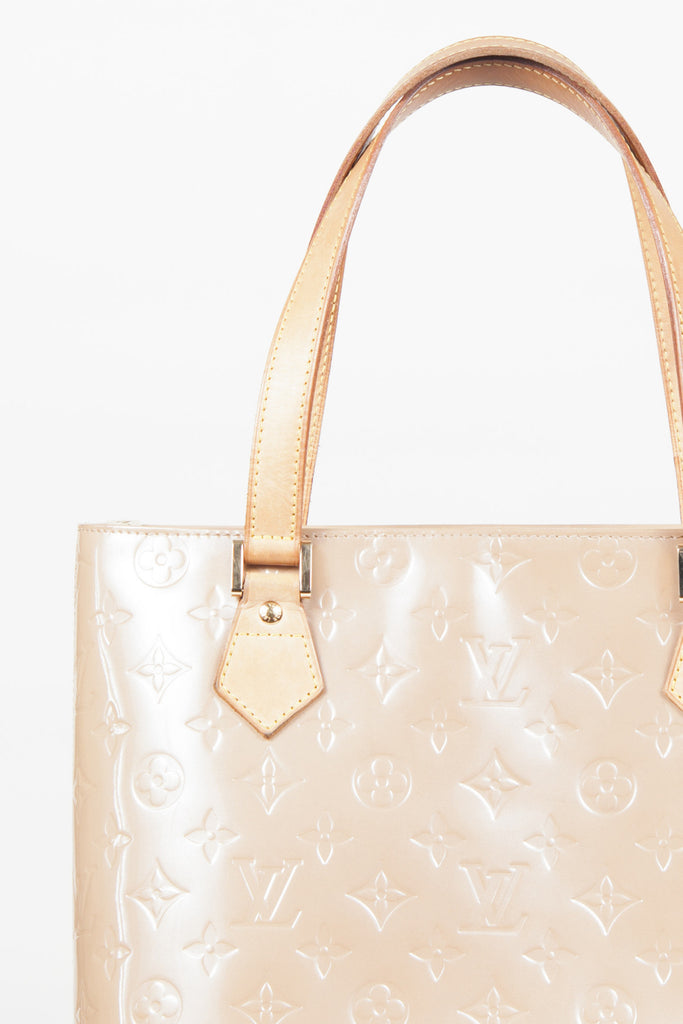 Vernis Houston bag by Louis Vuitton