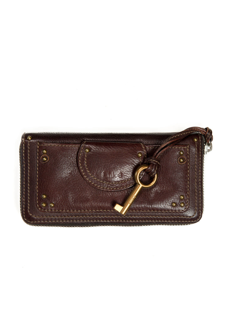 Leather Wallet by Chloe