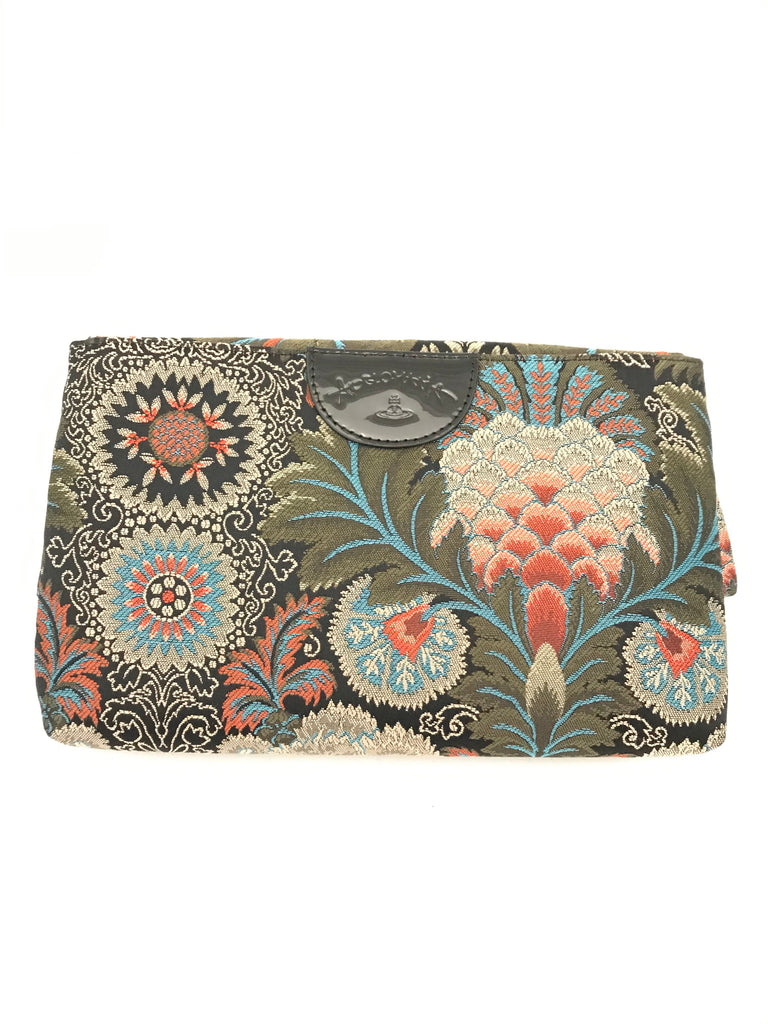 Jungle Tapestry Clutch by Vivienne Westwood Anglomania