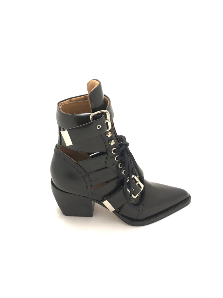 Reilly 60 Ankle Boots by Chloe