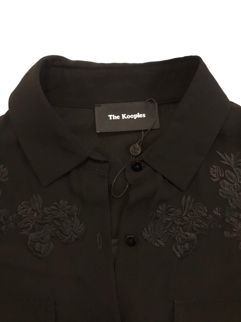 Sheer Shirt by The Kooples