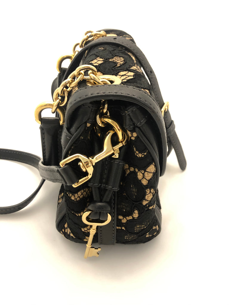 Miss Sicily Lace Bag by Dolce & Gabbana