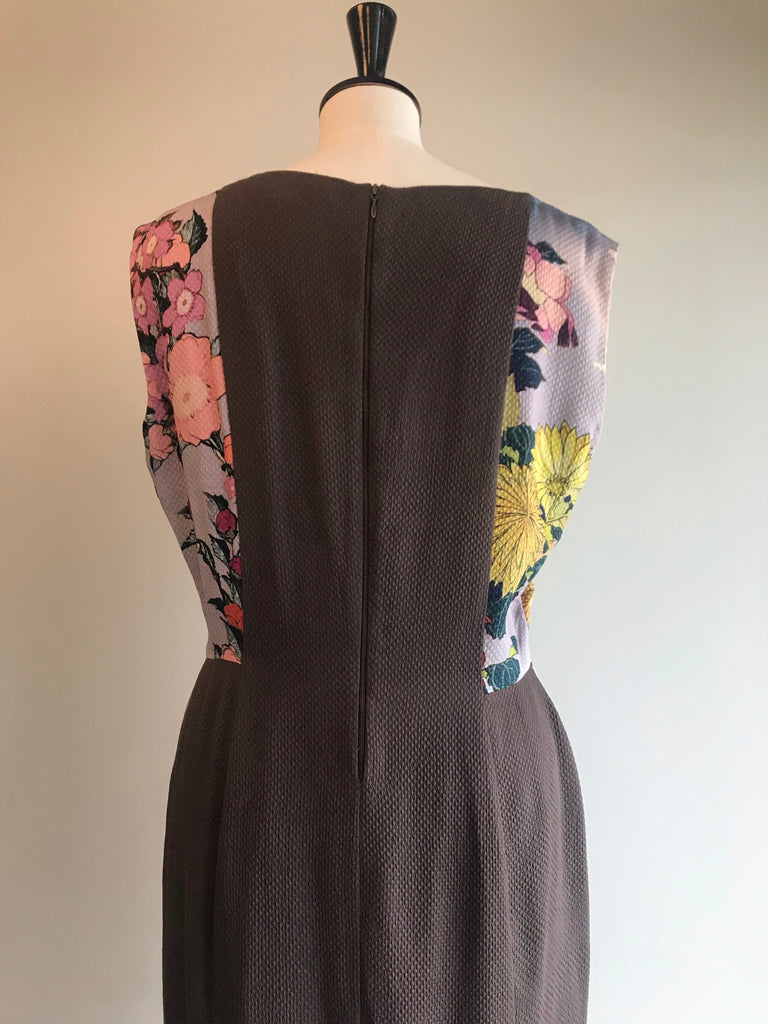 Silk Dress by Rochas