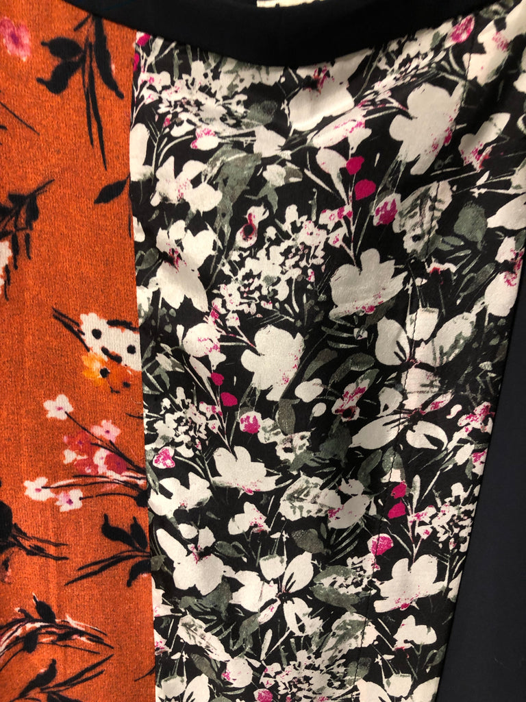 Hayett Print Floral Cullottes by Acne