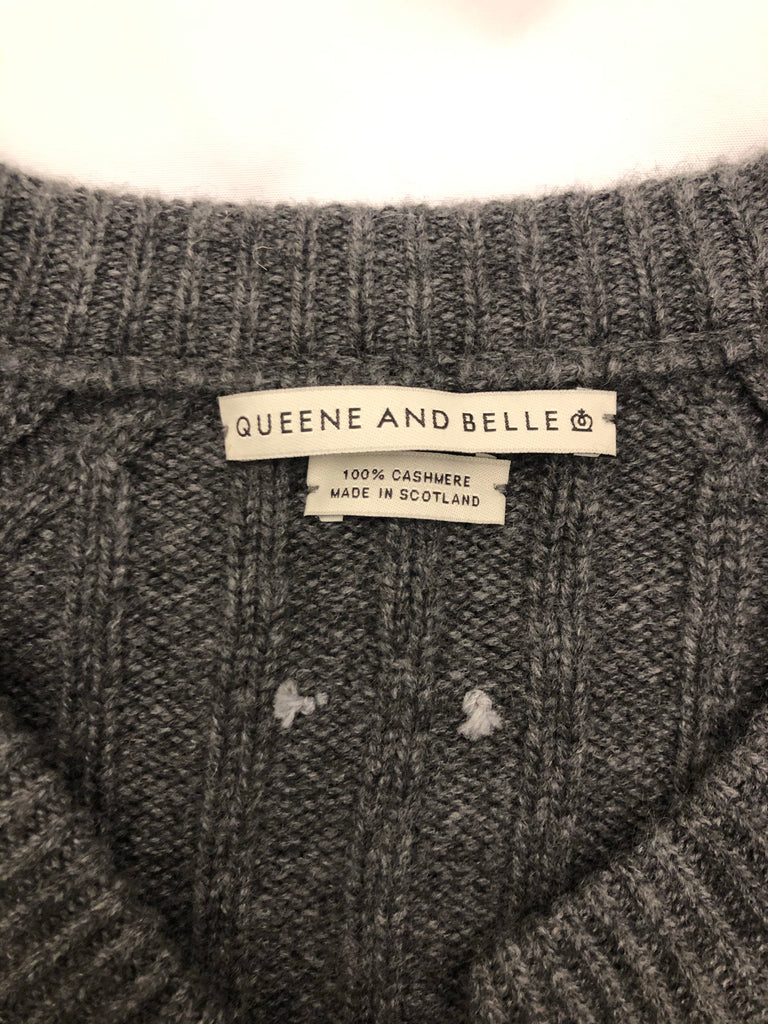 Cashmere Wrap by Queene & Belle