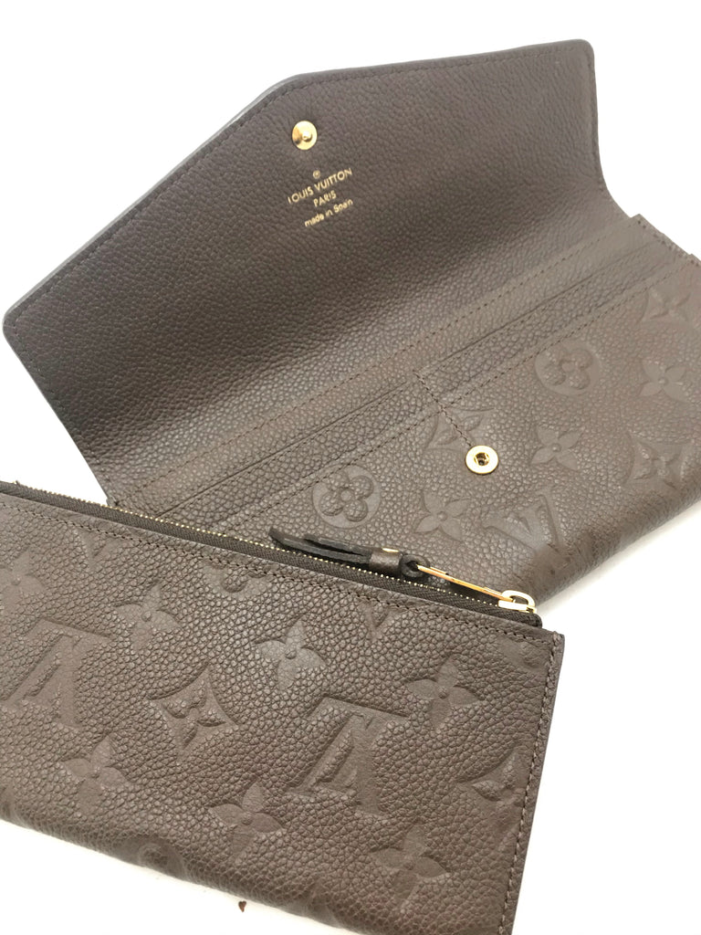 Curieuse Wallet by Louis Vuitton