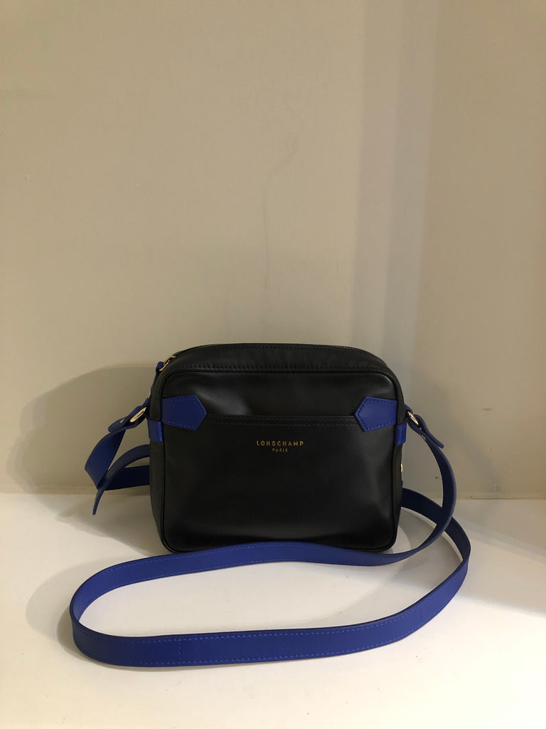 Leather Camera Bag by Longchamp