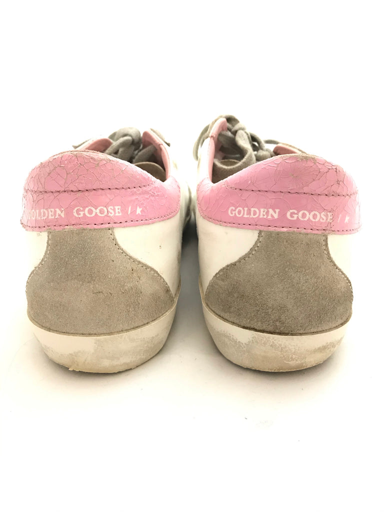 Superstar Trainer by Golden Goose