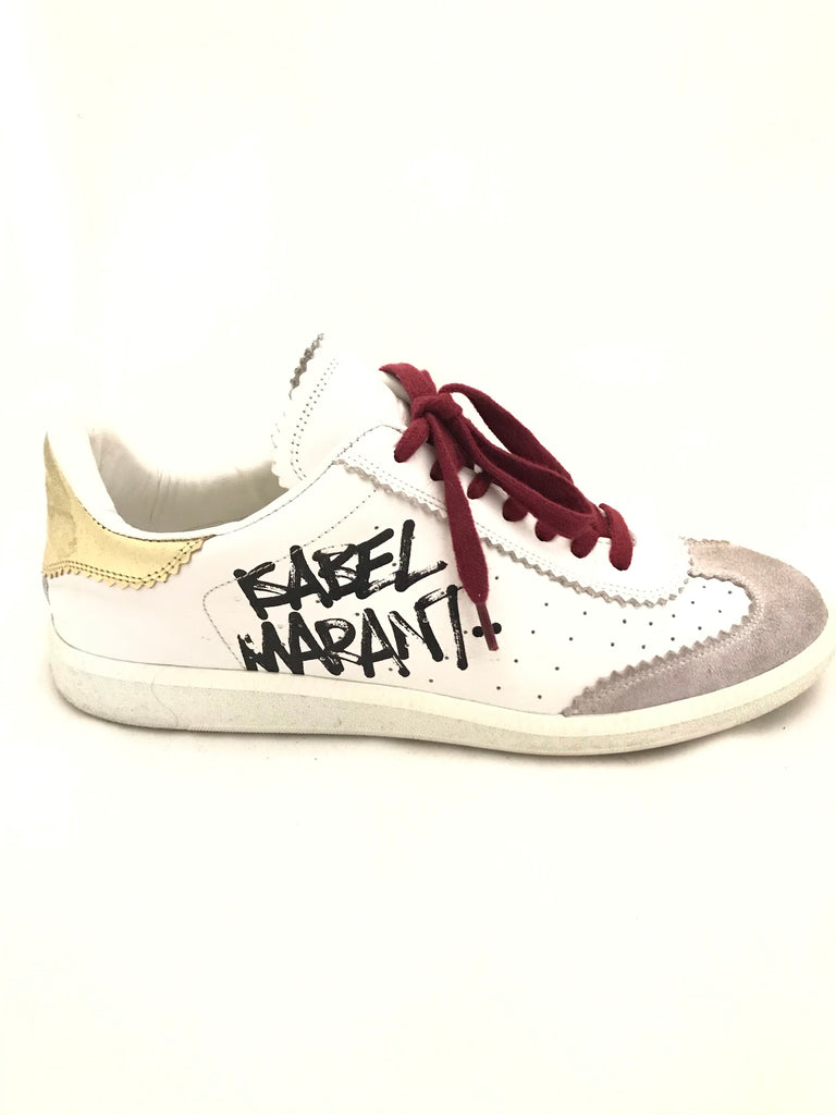 Street Tag Trainers by Isabel Marant