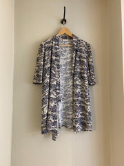 Floral Kimono Top by Dries Van Noten at Isabella's Wardrobe