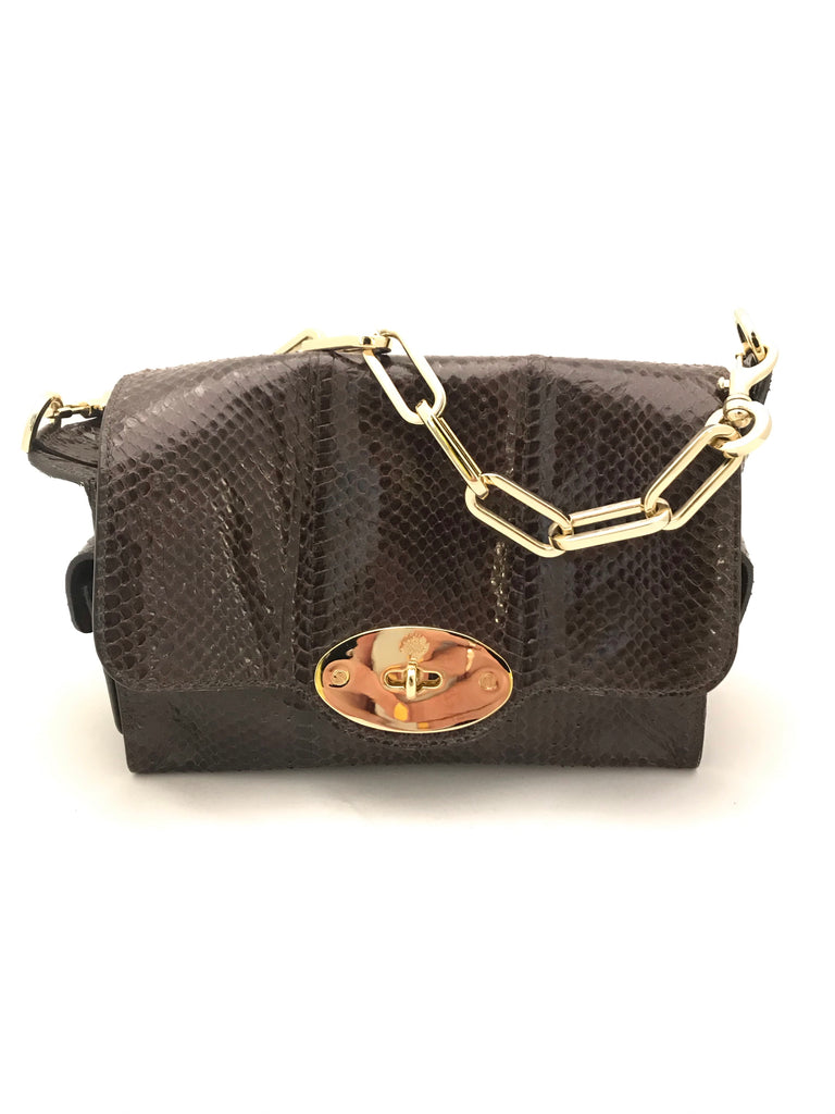 Snakeskin Bag by Mulberry