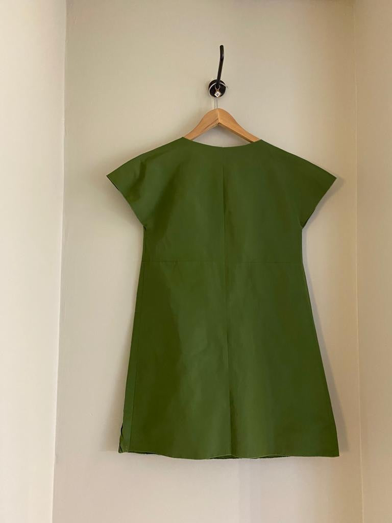 Mini Shift Dress by Prada