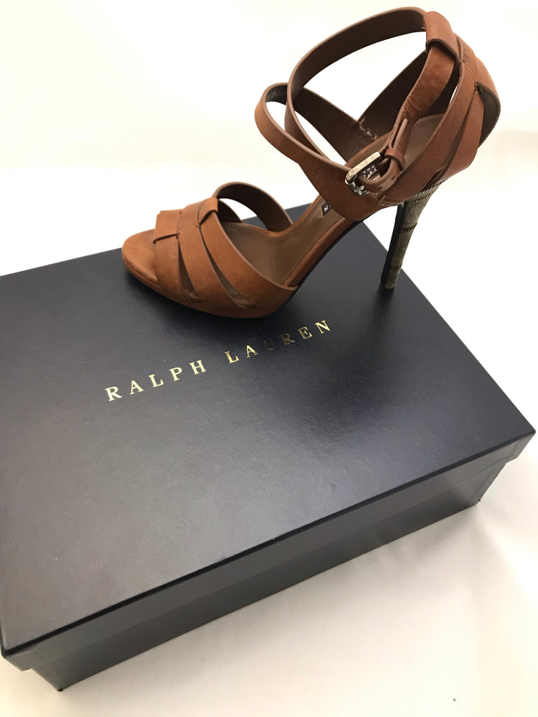 Jarie Chain Heels by Ralph Lauren Collection