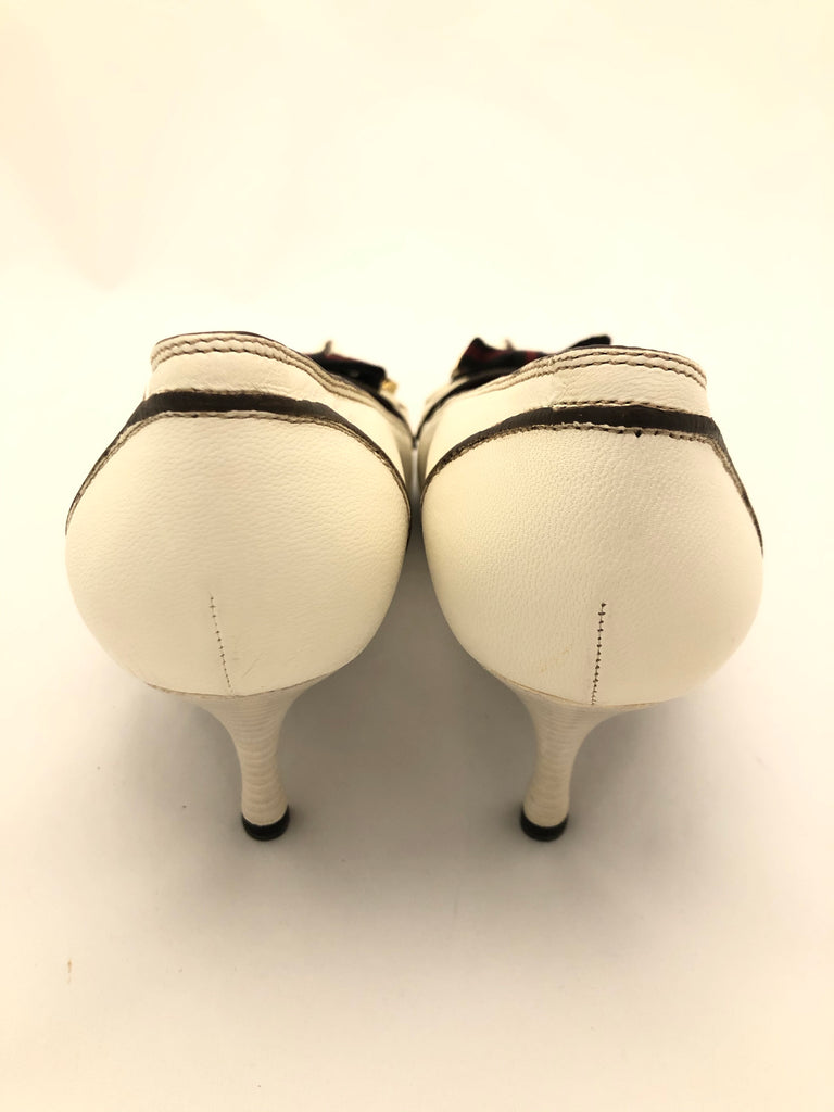 Vintage Princy Gomma Heels by Gucci